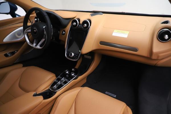 New 2020 McLaren GT Coupe for sale $236,675 at Alfa Romeo of Westport in Westport CT 06880 17