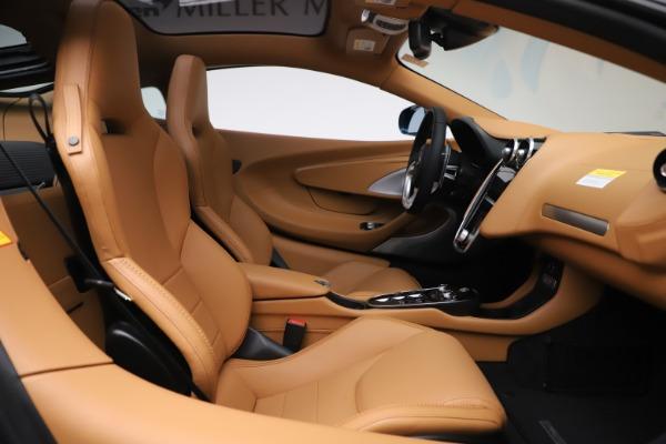 New 2020 McLaren GT Coupe for sale $236,675 at Alfa Romeo of Westport in Westport CT 06880 18