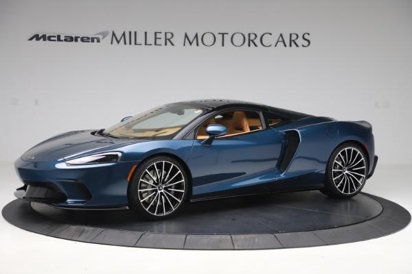 New 2020 McLaren GT Coupe for sale $236,675 at Alfa Romeo of Westport in Westport CT 06880 2