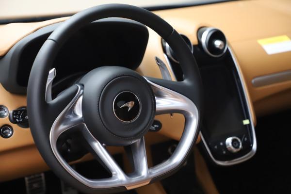 New 2020 McLaren GT Coupe for sale $236,675 at Alfa Romeo of Westport in Westport CT 06880 21
