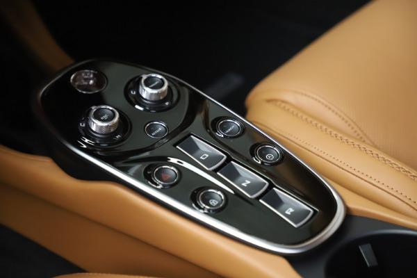 New 2020 McLaren GT Luxe for sale $236,675 at Alfa Romeo of Westport in Westport CT 06880 22