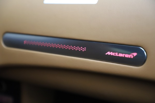 Used 2020 McLaren GT Luxe for sale Call for price at Alfa Romeo of Westport in Westport CT 06880 22