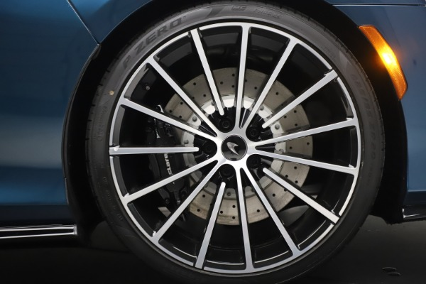 Used 2020 McLaren GT Luxe for sale Call for price at Alfa Romeo of Westport in Westport CT 06880 23