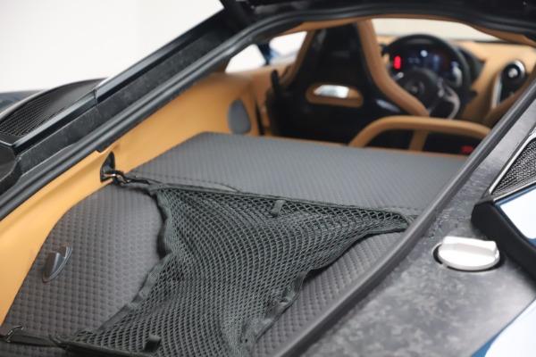 Used 2020 McLaren GT Luxe for sale Call for price at Alfa Romeo of Westport in Westport CT 06880 25