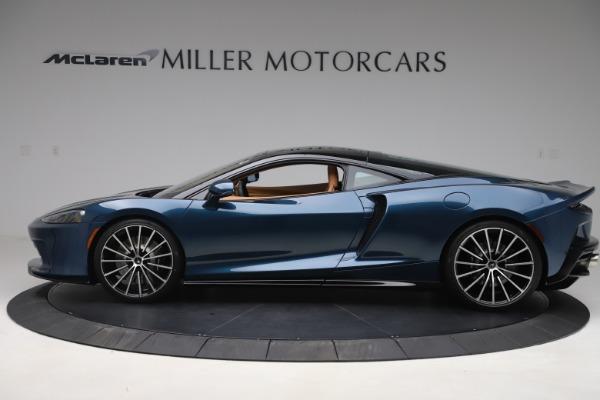 New 2020 McLaren GT Coupe for sale $236,675 at Alfa Romeo of Westport in Westport CT 06880 3