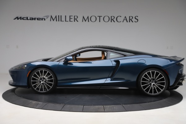 New 2020 McLaren GT Luxe for sale $236,675 at Alfa Romeo of Westport in Westport CT 06880 3