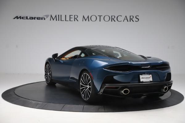 New 2020 McLaren GT Coupe for sale $236,675 at Alfa Romeo of Westport in Westport CT 06880 5
