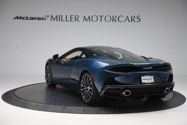 Used 2020 McLaren GT Luxe for sale Call for price at Alfa Romeo of Westport in Westport CT 06880 5