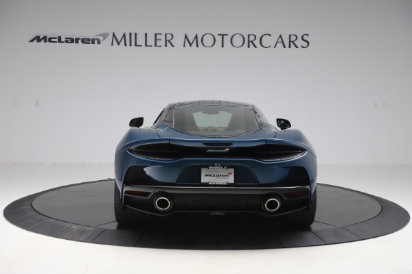 New 2020 McLaren GT Coupe for sale $236,675 at Alfa Romeo of Westport in Westport CT 06880 6