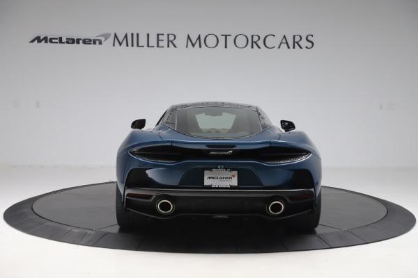 Used 2020 McLaren GT Luxe for sale Call for price at Alfa Romeo of Westport in Westport CT 06880 6
