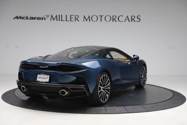 New 2020 McLaren GT Coupe for sale $236,675 at Alfa Romeo of Westport in Westport CT 06880 7
