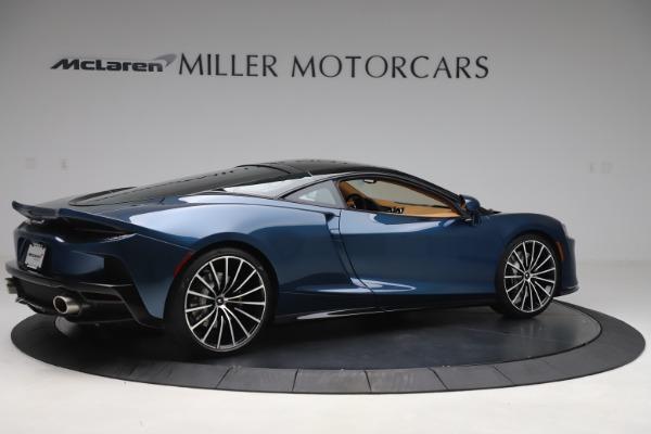 New 2020 McLaren GT Coupe for sale $236,675 at Alfa Romeo of Westport in Westport CT 06880 8