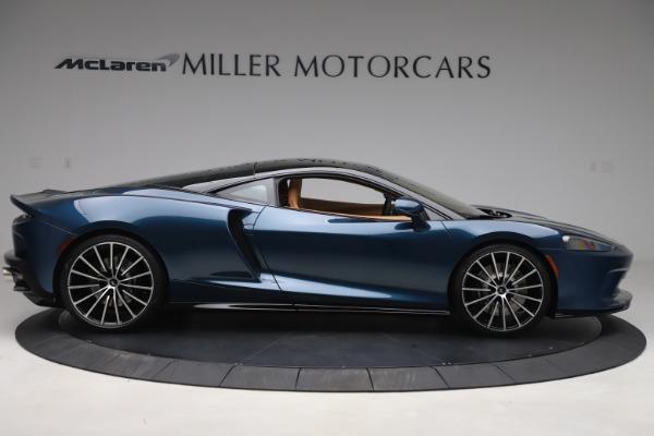 New 2020 McLaren GT Coupe for sale $236,675 at Alfa Romeo of Westport in Westport CT 06880 9
