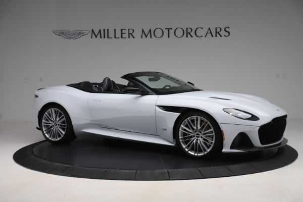 New 2020 Aston Martin DBS Superleggera Volante Convertible for sale $353,931 at Alfa Romeo of Westport in Westport CT 06880 10