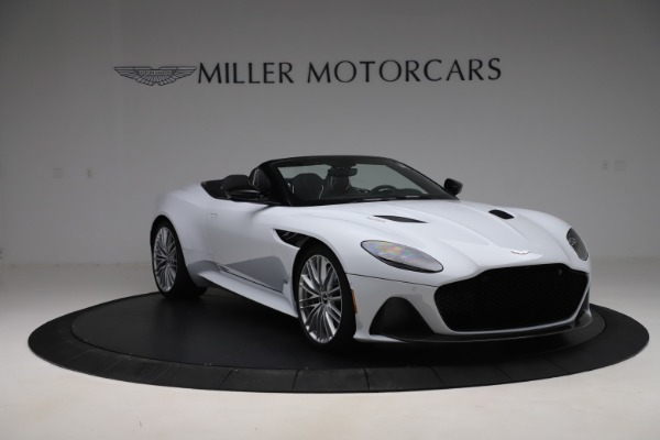 New 2020 Aston Martin DBS Superleggera Volante Convertible for sale $353,931 at Alfa Romeo of Westport in Westport CT 06880 11