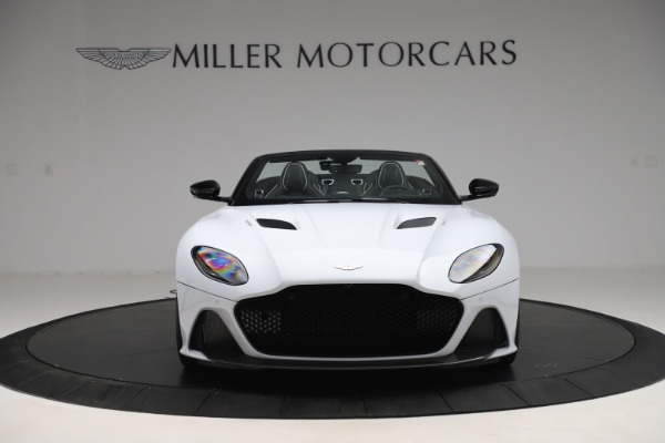 New 2020 Aston Martin DBS Superleggera Volante Convertible for sale $353,931 at Alfa Romeo of Westport in Westport CT 06880 12