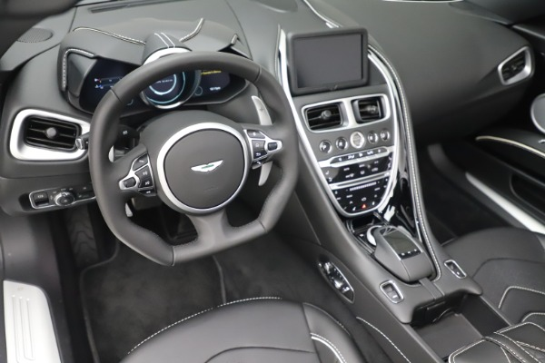 New 2020 Aston Martin DBS Superleggera Volante Convertible for sale $353,931 at Alfa Romeo of Westport in Westport CT 06880 13