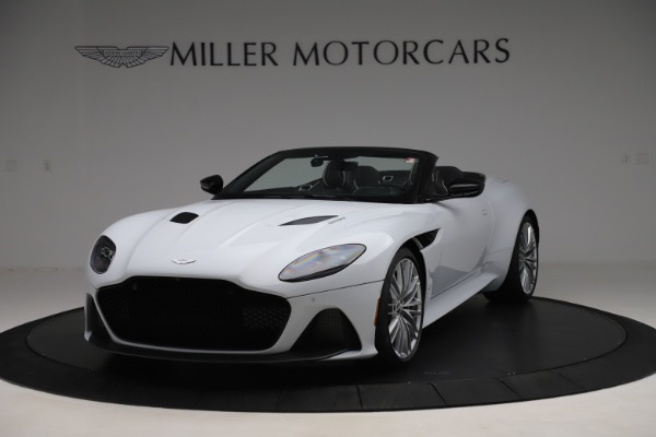 New 2020 Aston Martin DBS Superleggera Volante Convertible for sale $353,931 at Alfa Romeo of Westport in Westport CT 06880 2