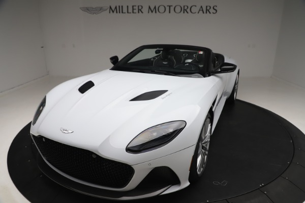 New 2020 Aston Martin DBS Superleggera Volante Convertible for sale $353,931 at Alfa Romeo of Westport in Westport CT 06880 23