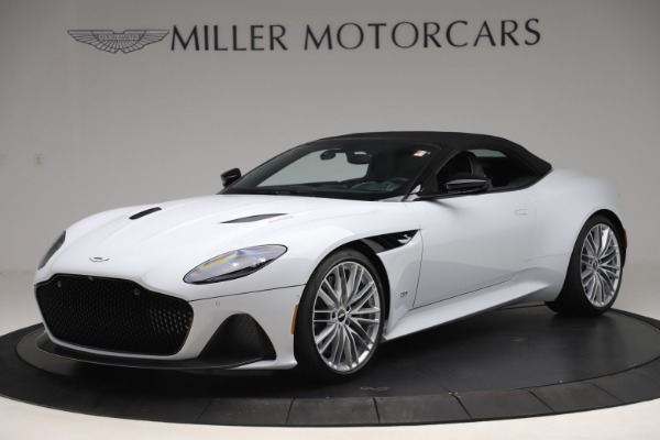 New 2020 Aston Martin DBS Superleggera Volante Convertible for sale $353,931 at Alfa Romeo of Westport in Westport CT 06880 25