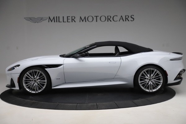 New 2020 Aston Martin DBS Superleggera Volante Convertible for sale $353,931 at Alfa Romeo of Westport in Westport CT 06880 26
