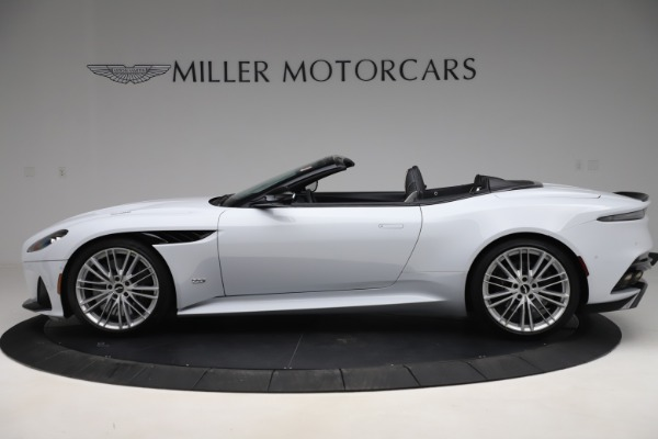 New 2020 Aston Martin DBS Superleggera Volante Convertible for sale $353,931 at Alfa Romeo of Westport in Westport CT 06880 3