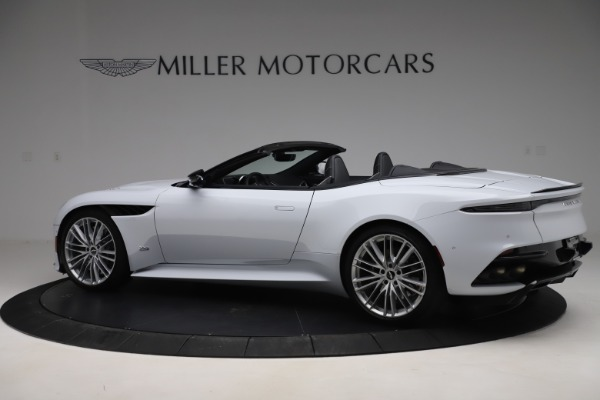 New 2020 Aston Martin DBS Superleggera Volante Convertible for sale $353,931 at Alfa Romeo of Westport in Westport CT 06880 4