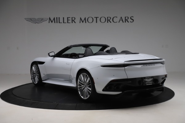 New 2020 Aston Martin DBS Superleggera Volante Convertible for sale $353,931 at Alfa Romeo of Westport in Westport CT 06880 5