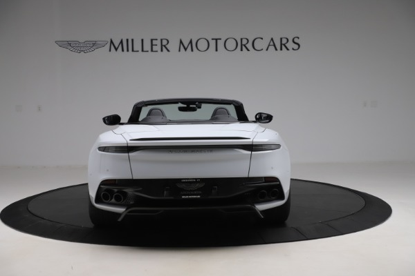 New 2020 Aston Martin DBS Superleggera Volante Convertible for sale $353,931 at Alfa Romeo of Westport in Westport CT 06880 6