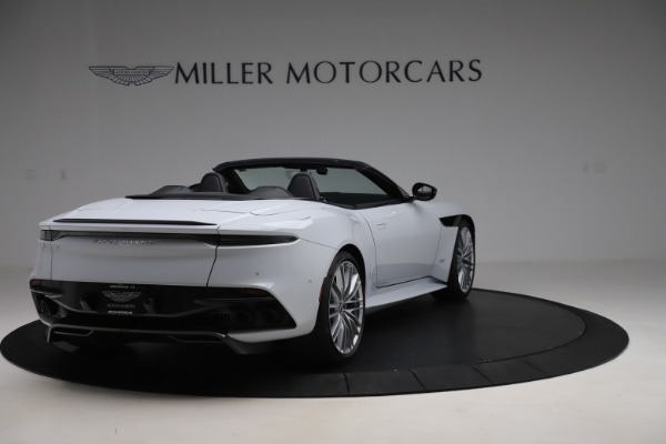 New 2020 Aston Martin DBS Superleggera Volante Convertible for sale $353,931 at Alfa Romeo of Westport in Westport CT 06880 7