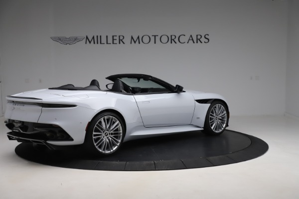 New 2020 Aston Martin DBS Superleggera Volante Convertible for sale $353,931 at Alfa Romeo of Westport in Westport CT 06880 8