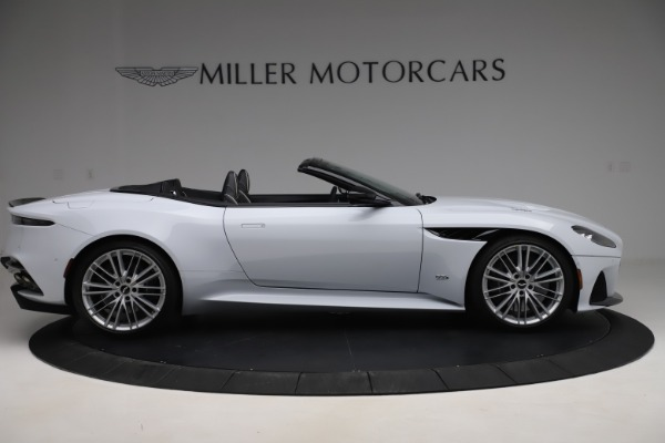 New 2020 Aston Martin DBS Superleggera Volante Convertible for sale $353,931 at Alfa Romeo of Westport in Westport CT 06880 9