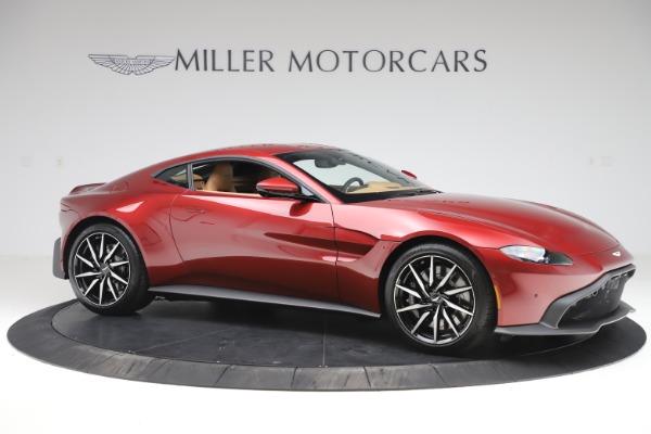 New 2020 Aston Martin Vantage Coupe for sale $185,991 at Alfa Romeo of Westport in Westport CT 06880 10