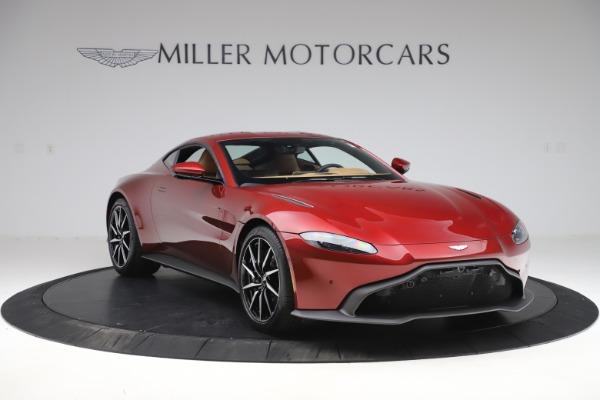 New 2020 Aston Martin Vantage Coupe for sale $185,991 at Alfa Romeo of Westport in Westport CT 06880 11