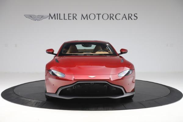 New 2020 Aston Martin Vantage Coupe for sale $185,991 at Alfa Romeo of Westport in Westport CT 06880 12