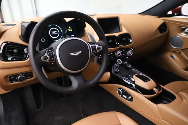 New 2020 Aston Martin Vantage Coupe for sale $185,991 at Alfa Romeo of Westport in Westport CT 06880 13