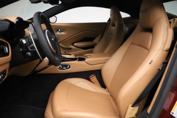 New 2020 Aston Martin Vantage Coupe for sale $185,991 at Alfa Romeo of Westport in Westport CT 06880 14