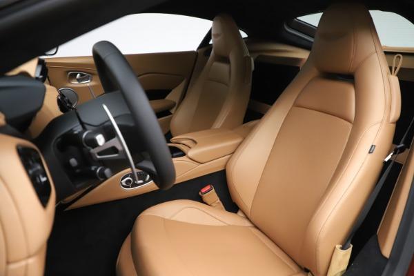 New 2020 Aston Martin Vantage Coupe for sale $185,991 at Alfa Romeo of Westport in Westport CT 06880 15