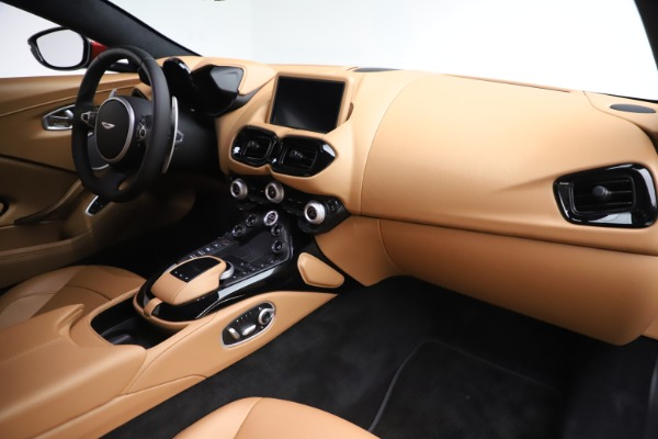 New 2020 Aston Martin Vantage Coupe for sale $185,991 at Alfa Romeo of Westport in Westport CT 06880 17
