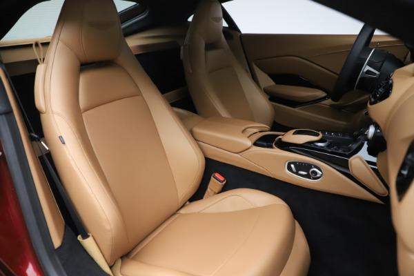 New 2020 Aston Martin Vantage Coupe for sale $185,991 at Alfa Romeo of Westport in Westport CT 06880 19