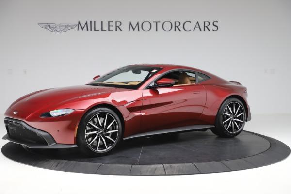 New 2020 Aston Martin Vantage Coupe for sale $185,991 at Alfa Romeo of Westport in Westport CT 06880 2