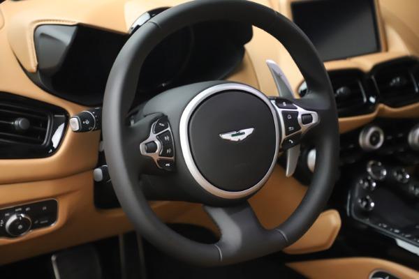 New 2020 Aston Martin Vantage Coupe for sale $185,991 at Alfa Romeo of Westport in Westport CT 06880 20