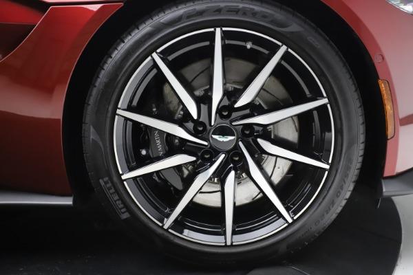 New 2020 Aston Martin Vantage Coupe for sale $185,991 at Alfa Romeo of Westport in Westport CT 06880 22