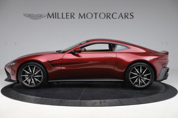 New 2020 Aston Martin Vantage Coupe for sale $185,991 at Alfa Romeo of Westport in Westport CT 06880 3