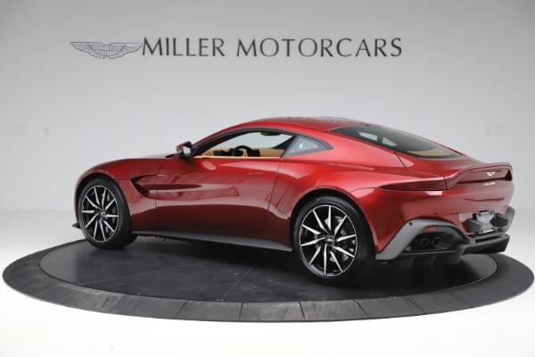 New 2020 Aston Martin Vantage Coupe for sale $185,991 at Alfa Romeo of Westport in Westport CT 06880 4