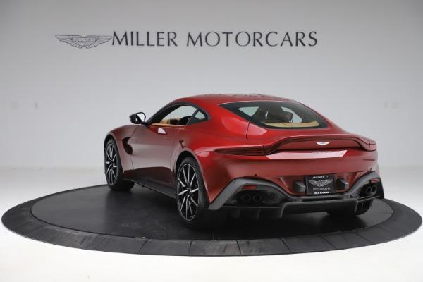 New 2020 Aston Martin Vantage Coupe for sale $185,991 at Alfa Romeo of Westport in Westport CT 06880 5