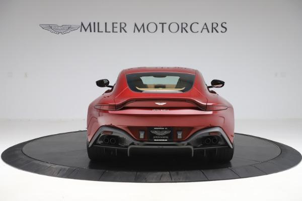 New 2020 Aston Martin Vantage Coupe for sale $185,991 at Alfa Romeo of Westport in Westport CT 06880 6