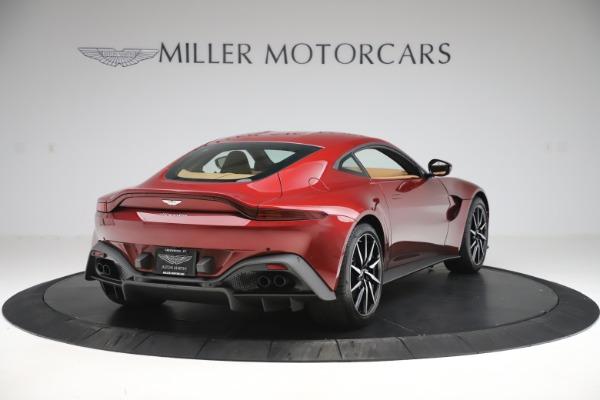 New 2020 Aston Martin Vantage Coupe for sale $185,991 at Alfa Romeo of Westport in Westport CT 06880 7