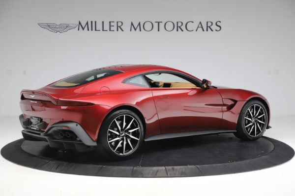 New 2020 Aston Martin Vantage Coupe for sale $185,991 at Alfa Romeo of Westport in Westport CT 06880 8