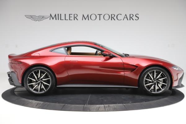 New 2020 Aston Martin Vantage Coupe for sale $185,991 at Alfa Romeo of Westport in Westport CT 06880 9